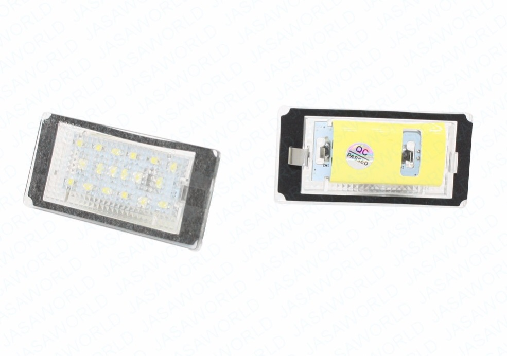 Set Lampi Numar Led BMW E46 Coupe, M3 Coupe - BTLL-003
