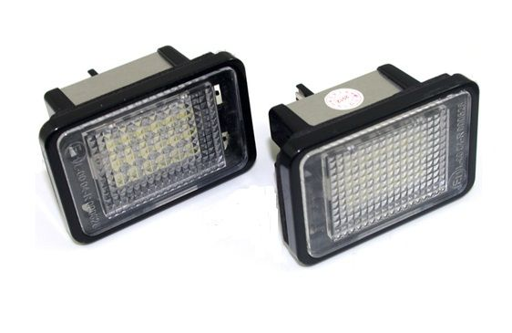 Set Lampi Numar Led Mercedes-Benz GLK X204 - BTLL-032