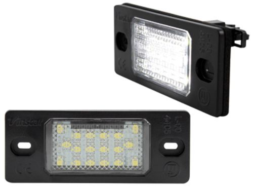 Set Lampi Numar Led VW Golf 4 Variant, Bora - BTLL-027