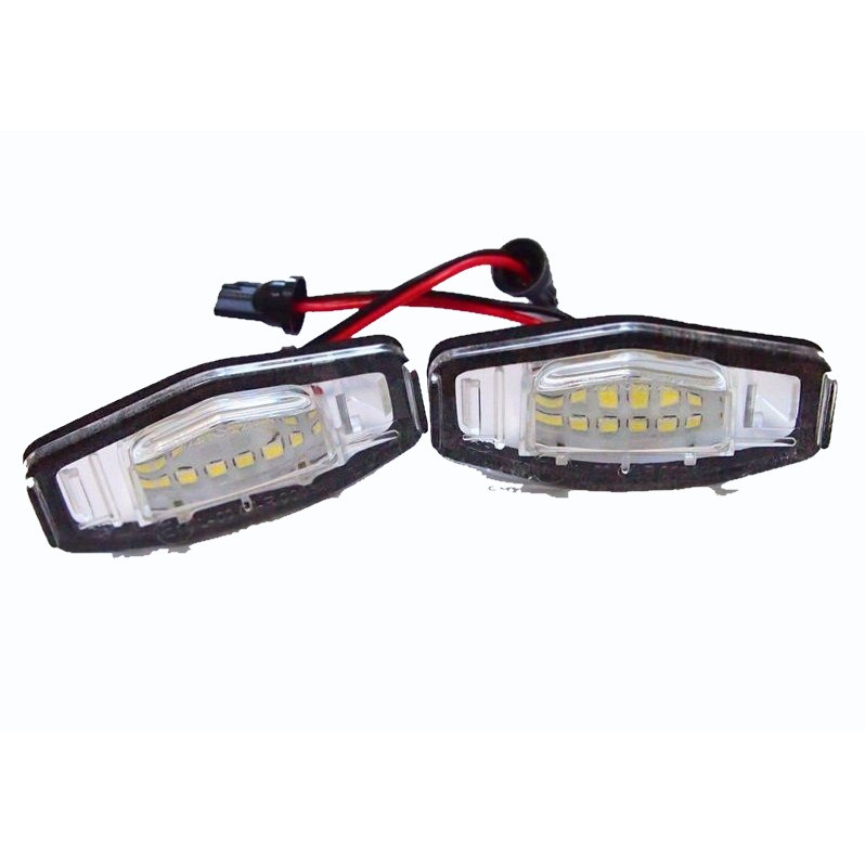 Set Lampi Numar Led Honda Civic, Accord, Legend - BTLL-043