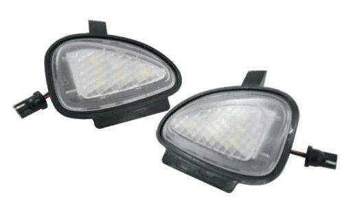 Set Lampi Led Undermirror VW Golf 6, Golf Cabriolet 2012-, Touran - BTLL-058